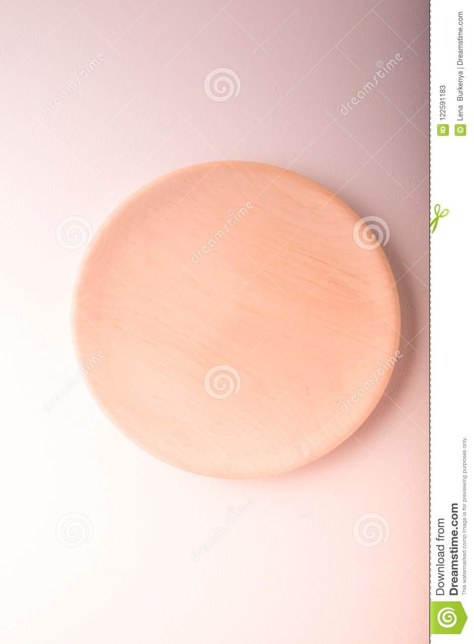 21d4b691131d Top view of a pastel plate on a pastel peach background. Minimalism food  photography.