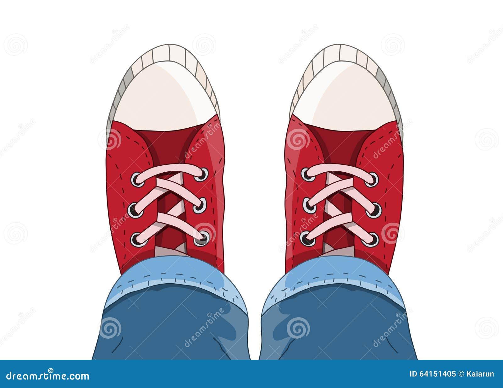 Converse Shoe Clipart