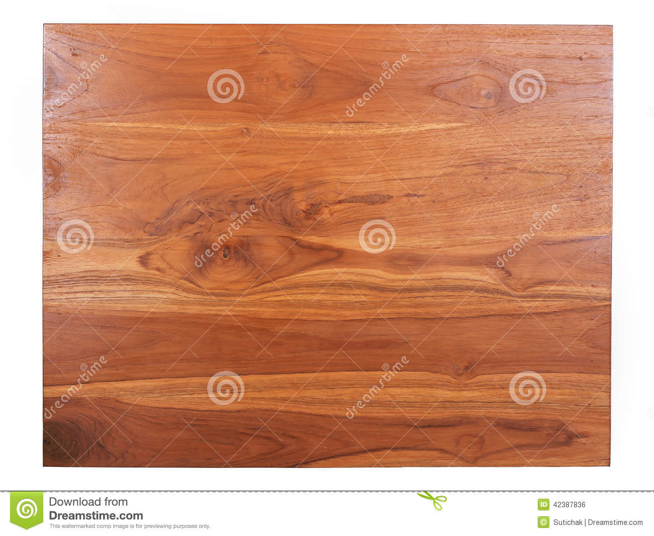 Top view table wood brown