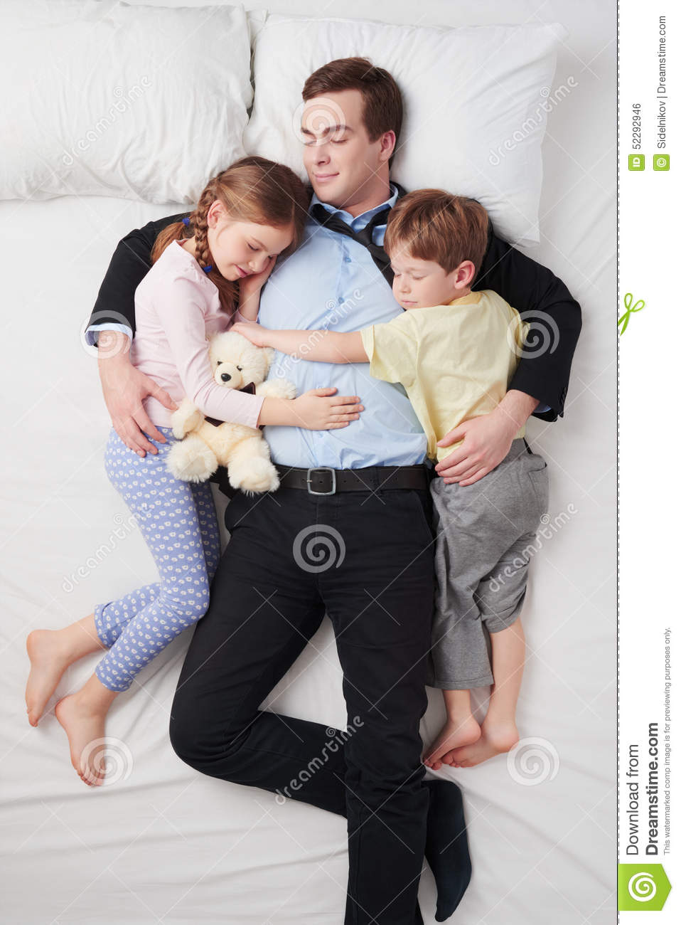 Sleeping mother fucked by son