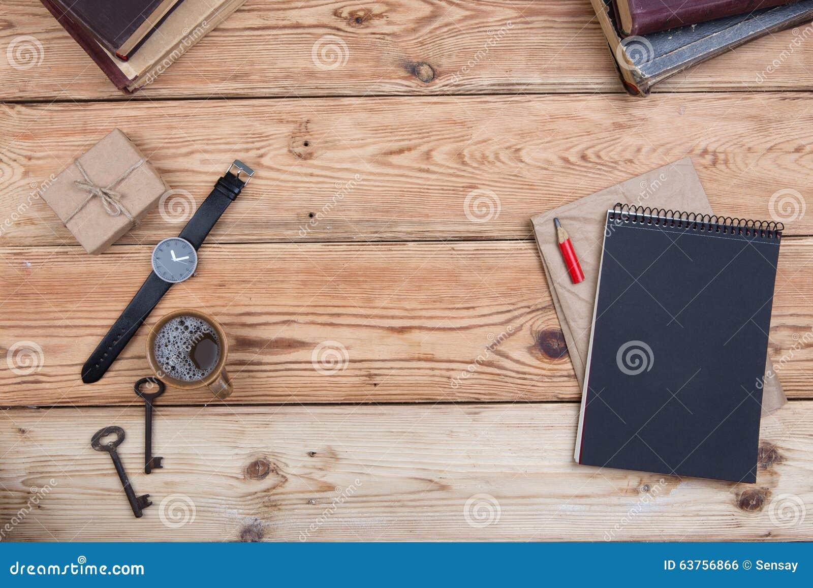 Wooden Desktop