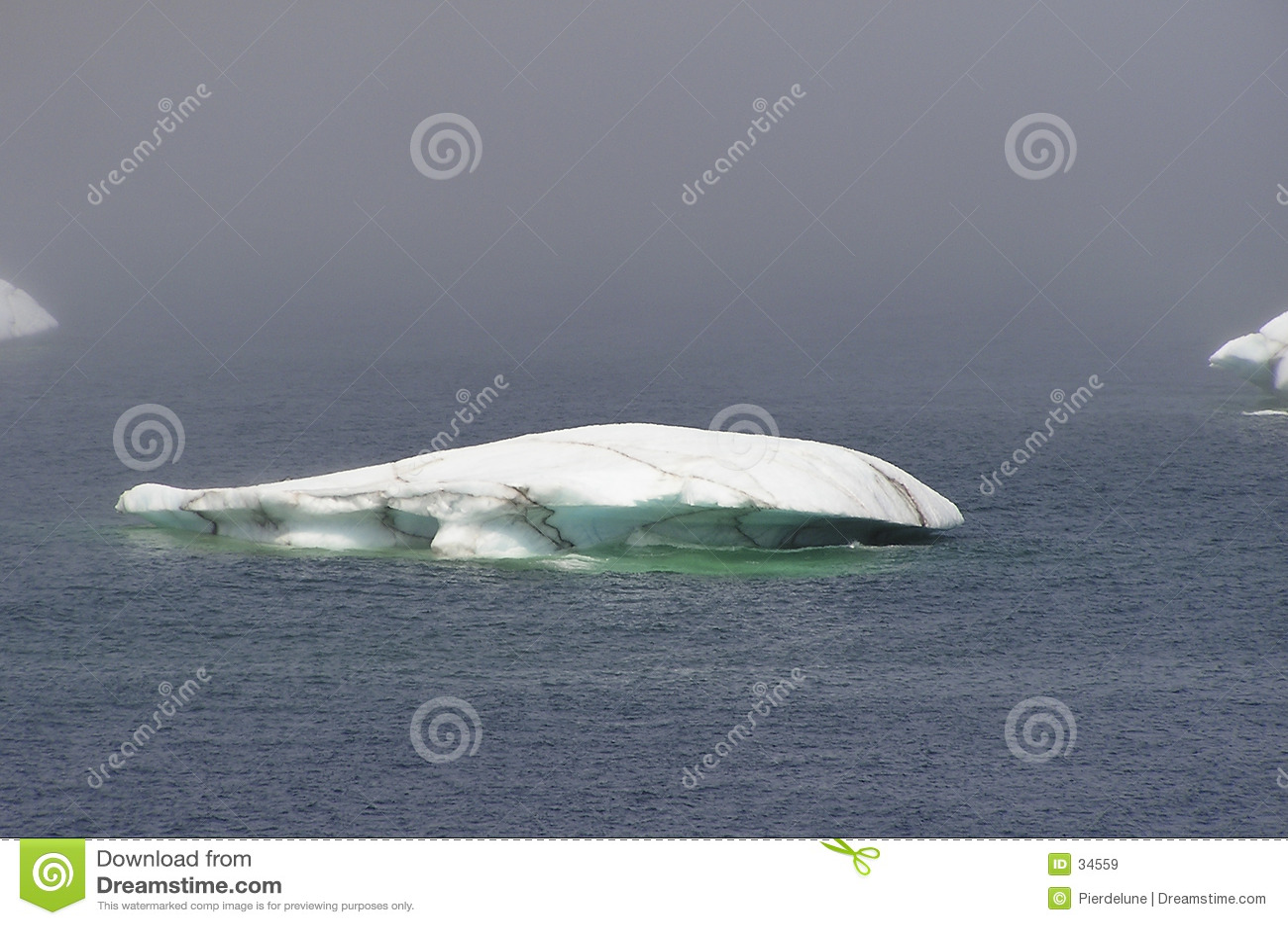 Topnienie gór lodowych