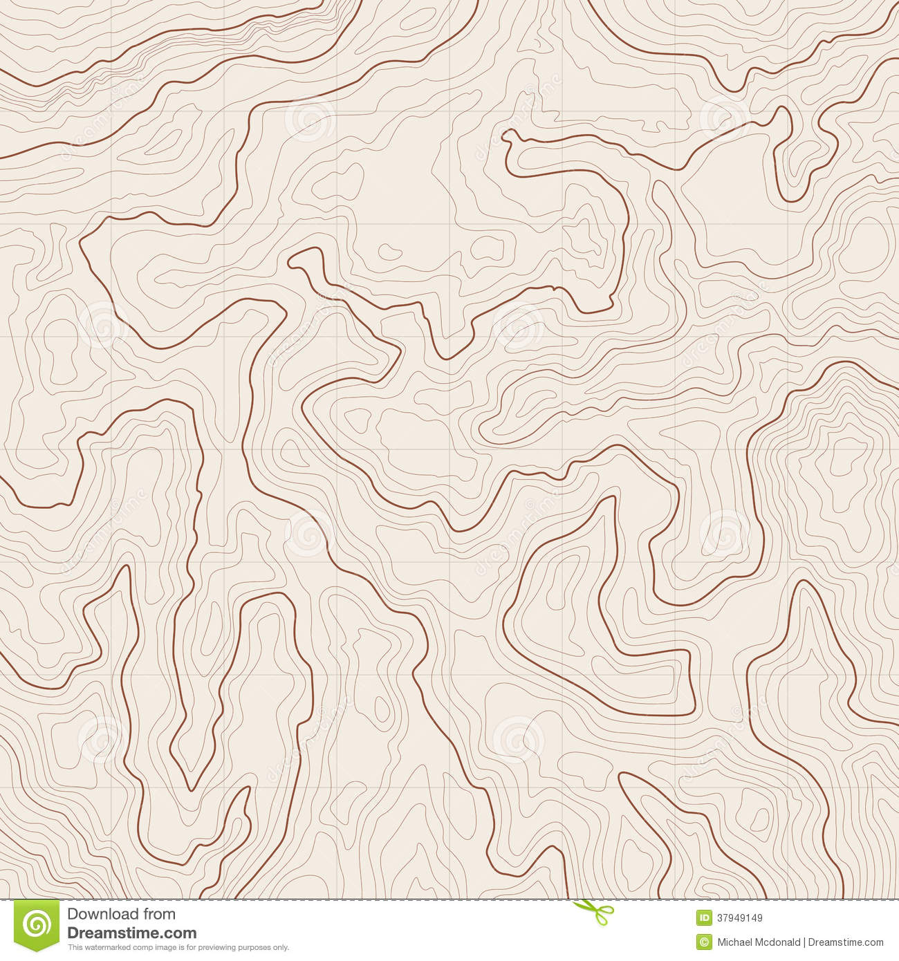 Topographic Map Background Stock Illustration Illustration Of - Topographic map free download