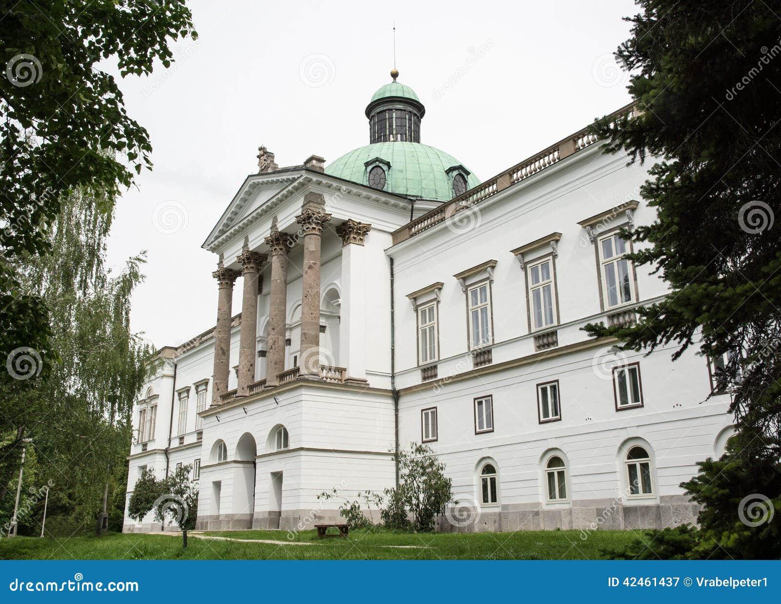 Topolcianky-Herrenhaus