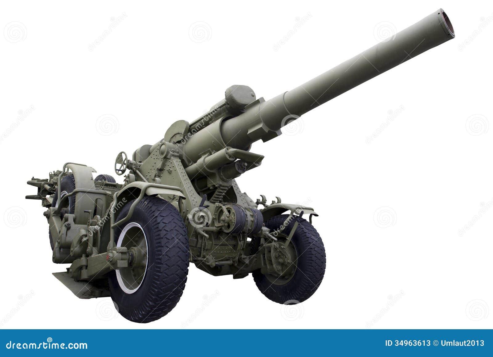Toppet tungt vapen