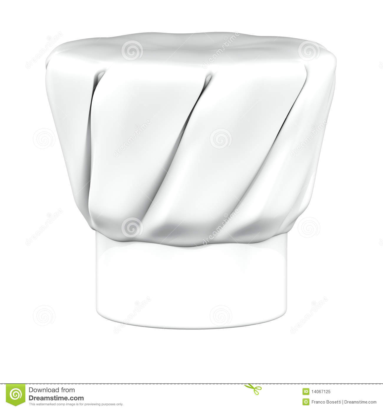toque cook royalty free stock photo - image: 14067125