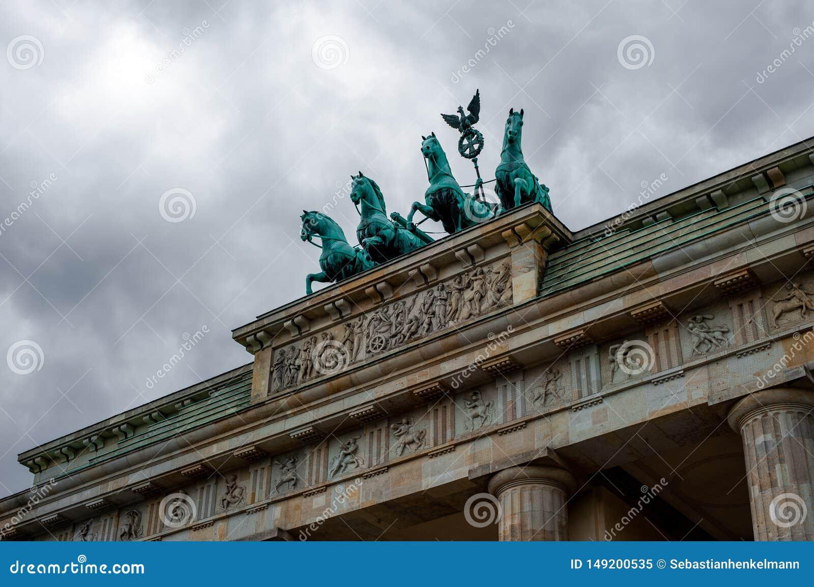 Tor de Brandenburger