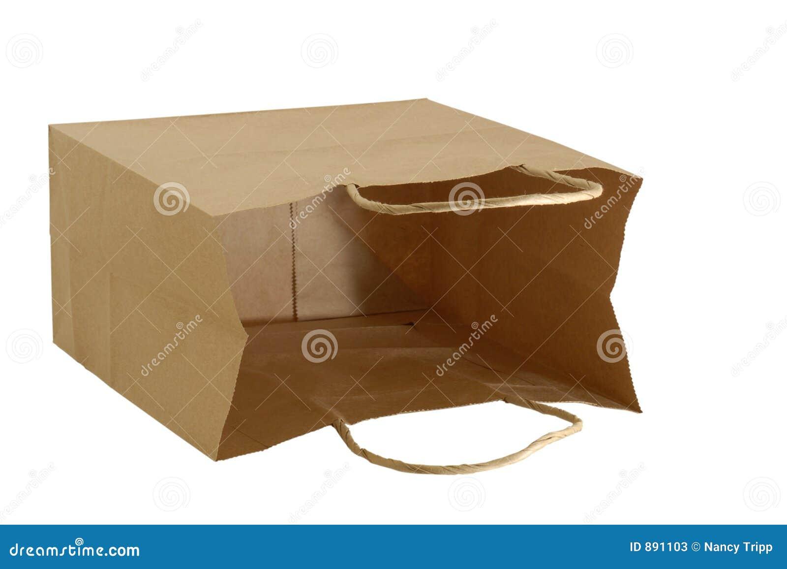 Torba daru brązowy papier