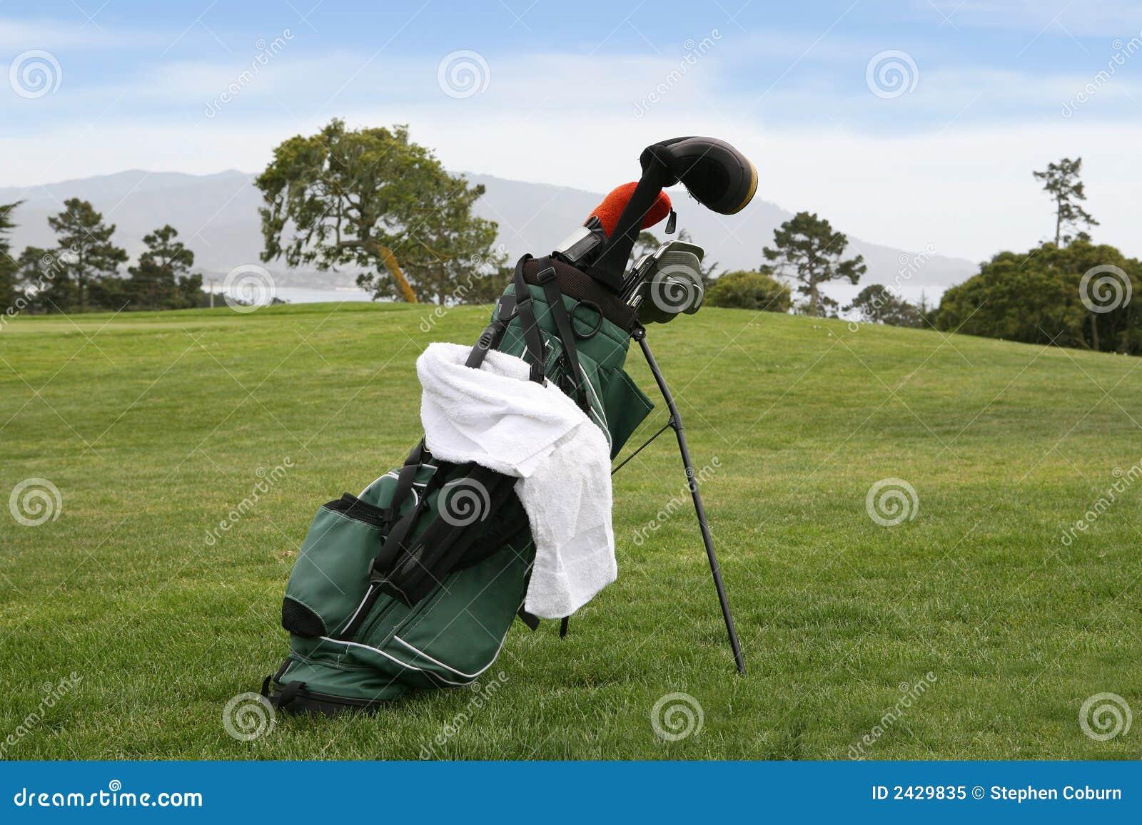 Torba kursu golfa
