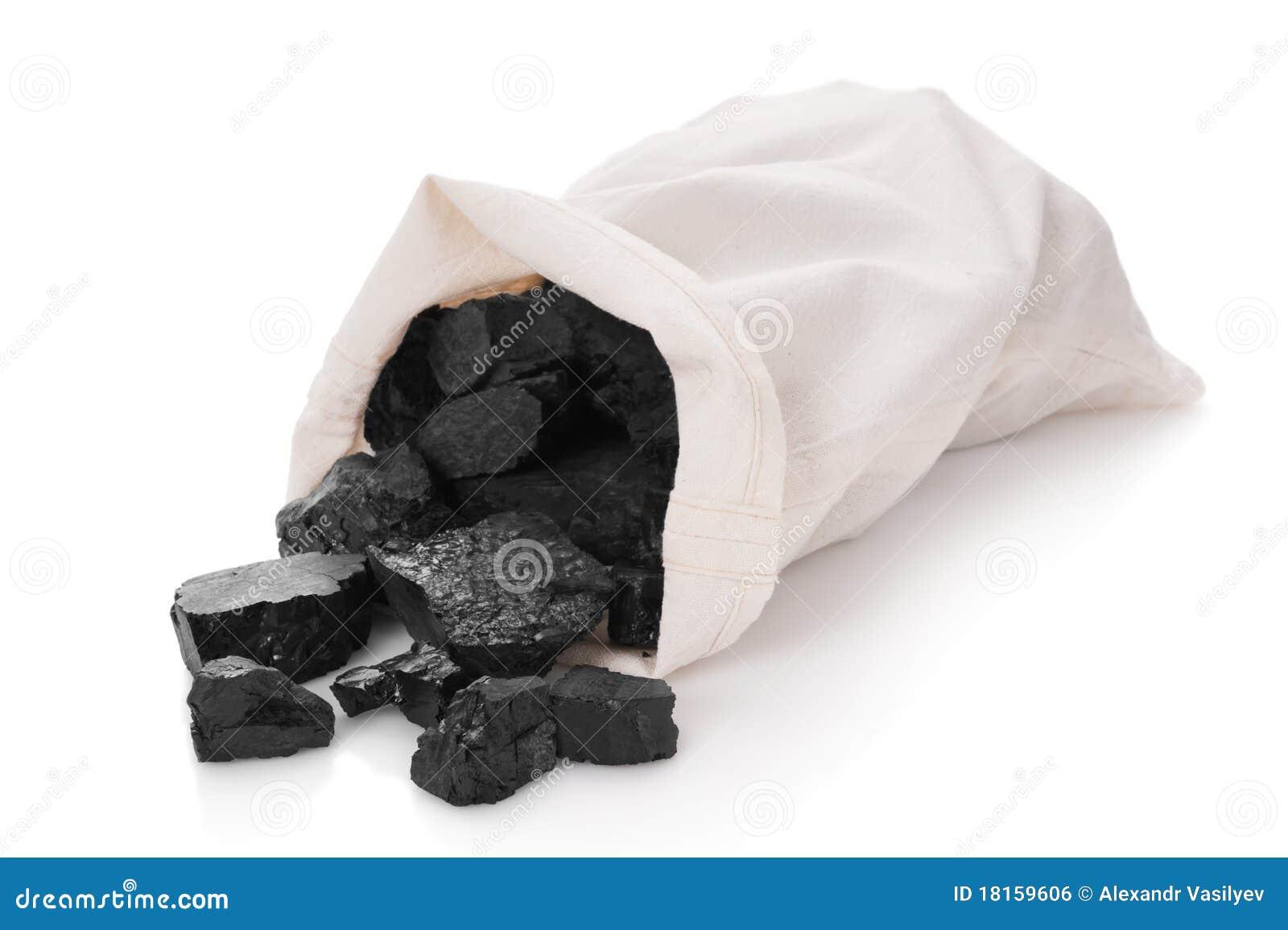 Torba węgiel