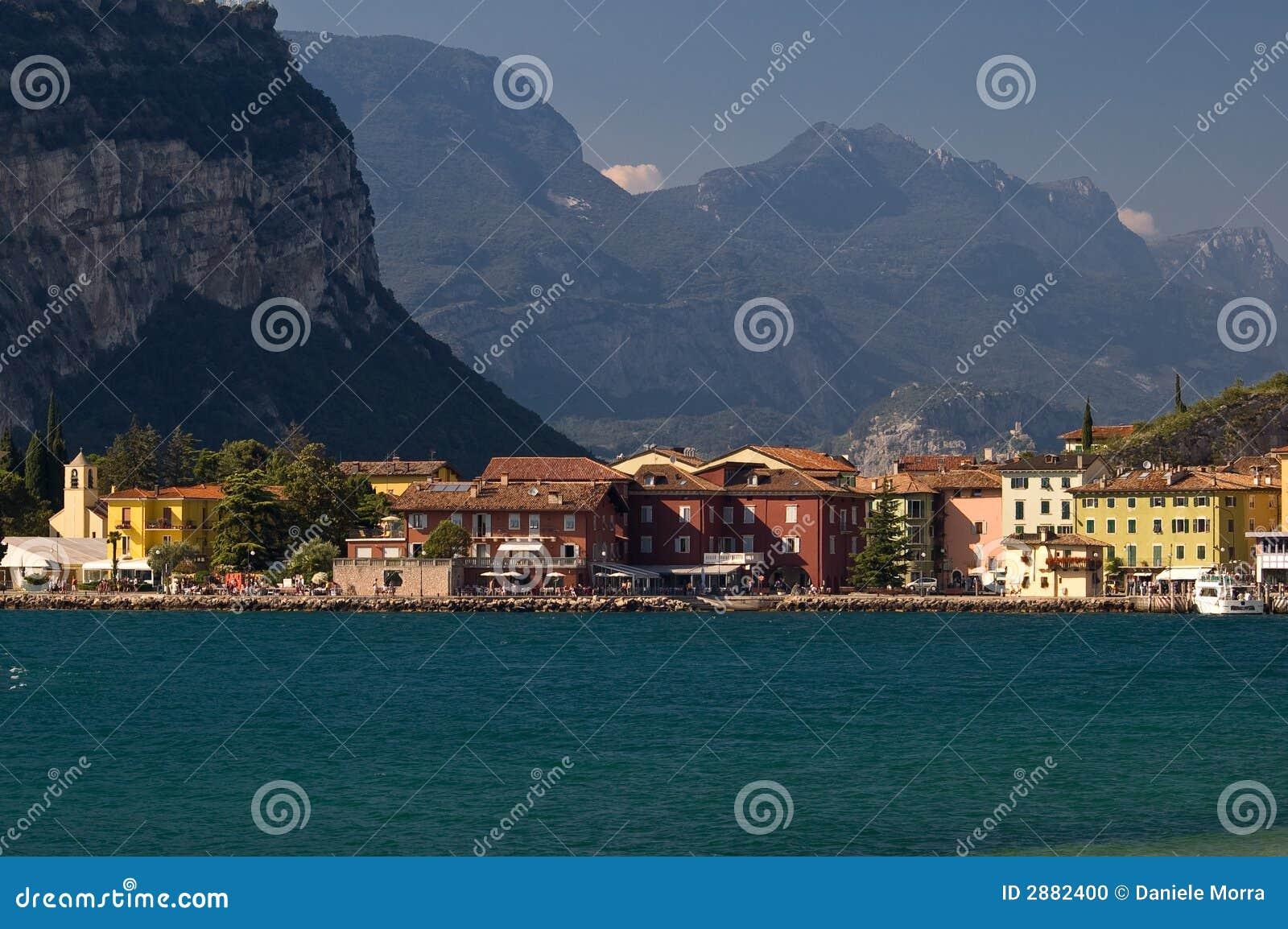 Torbole (See Garda, Italien)