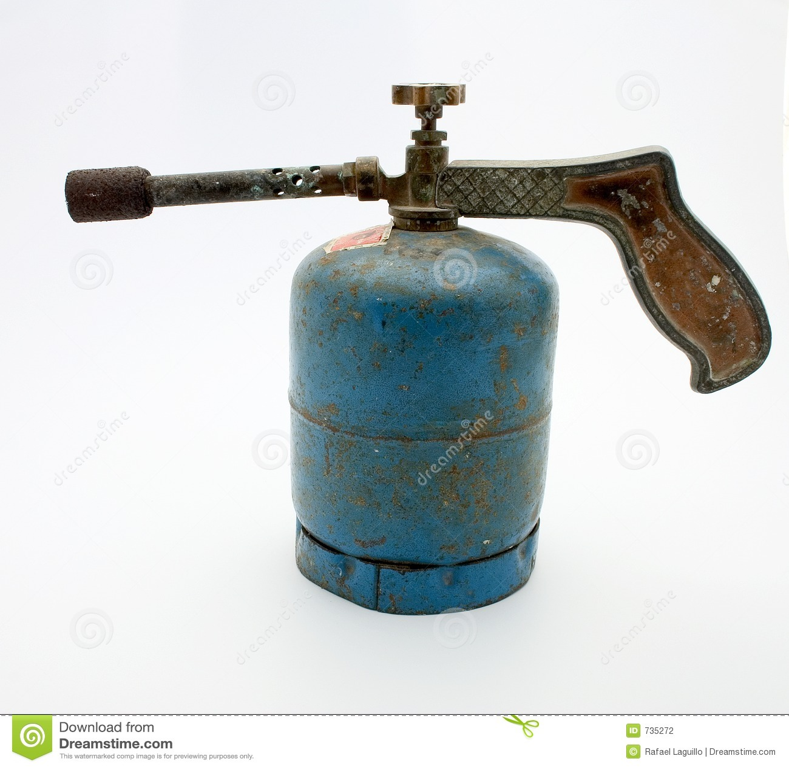 Torche de tuyauterie