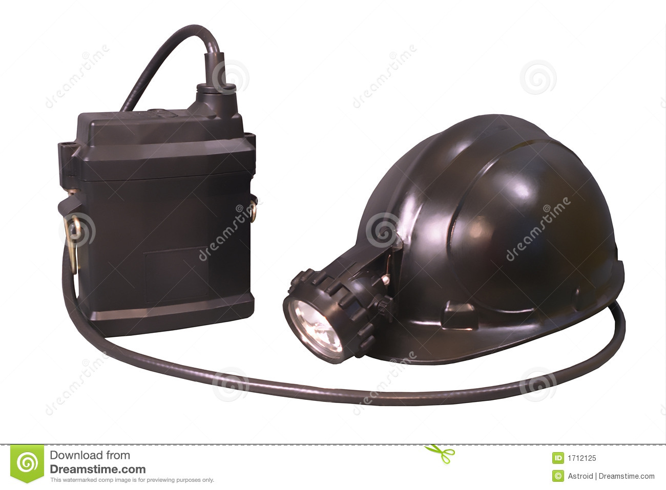 torche et casque de m moire pour le mineur et les ma tre nageurs photo libre de droits image. Black Bedroom Furniture Sets. Home Design Ideas
