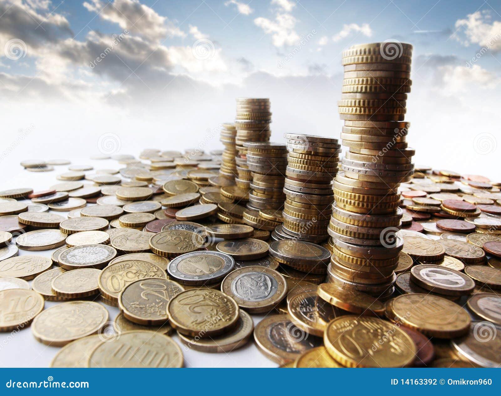 Torens van geld