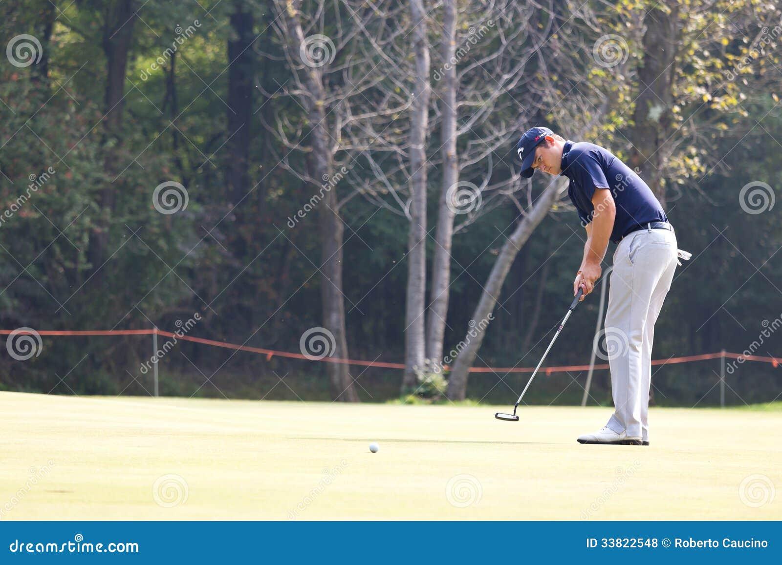 Torino (ITALIA) 22 settembre: 70  italiano aperto, club di golf Torino