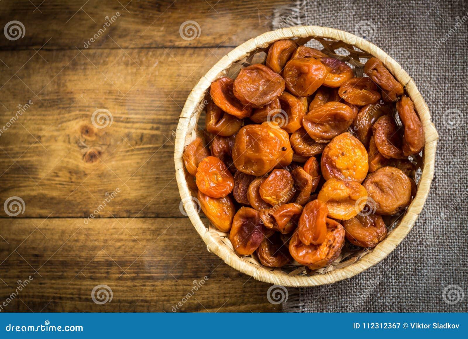 Torkad aprikos-torkad aprikosfrukt