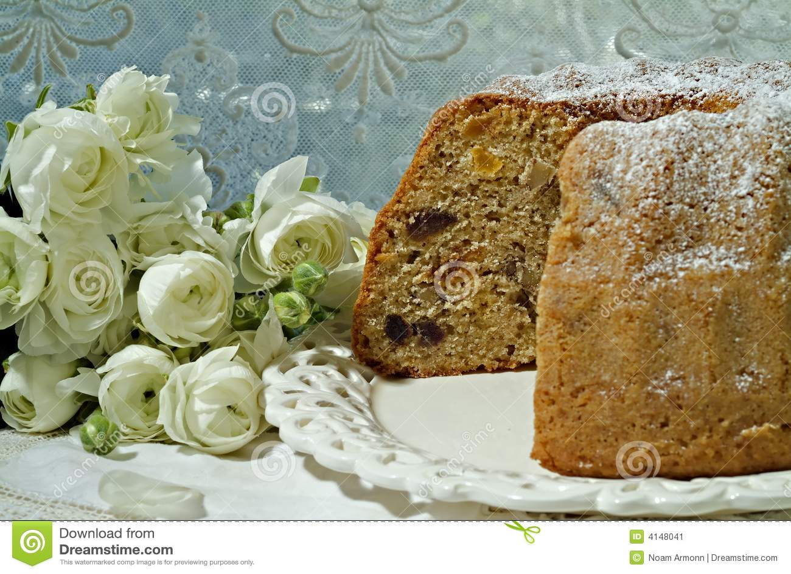 Torkad cake - frukt