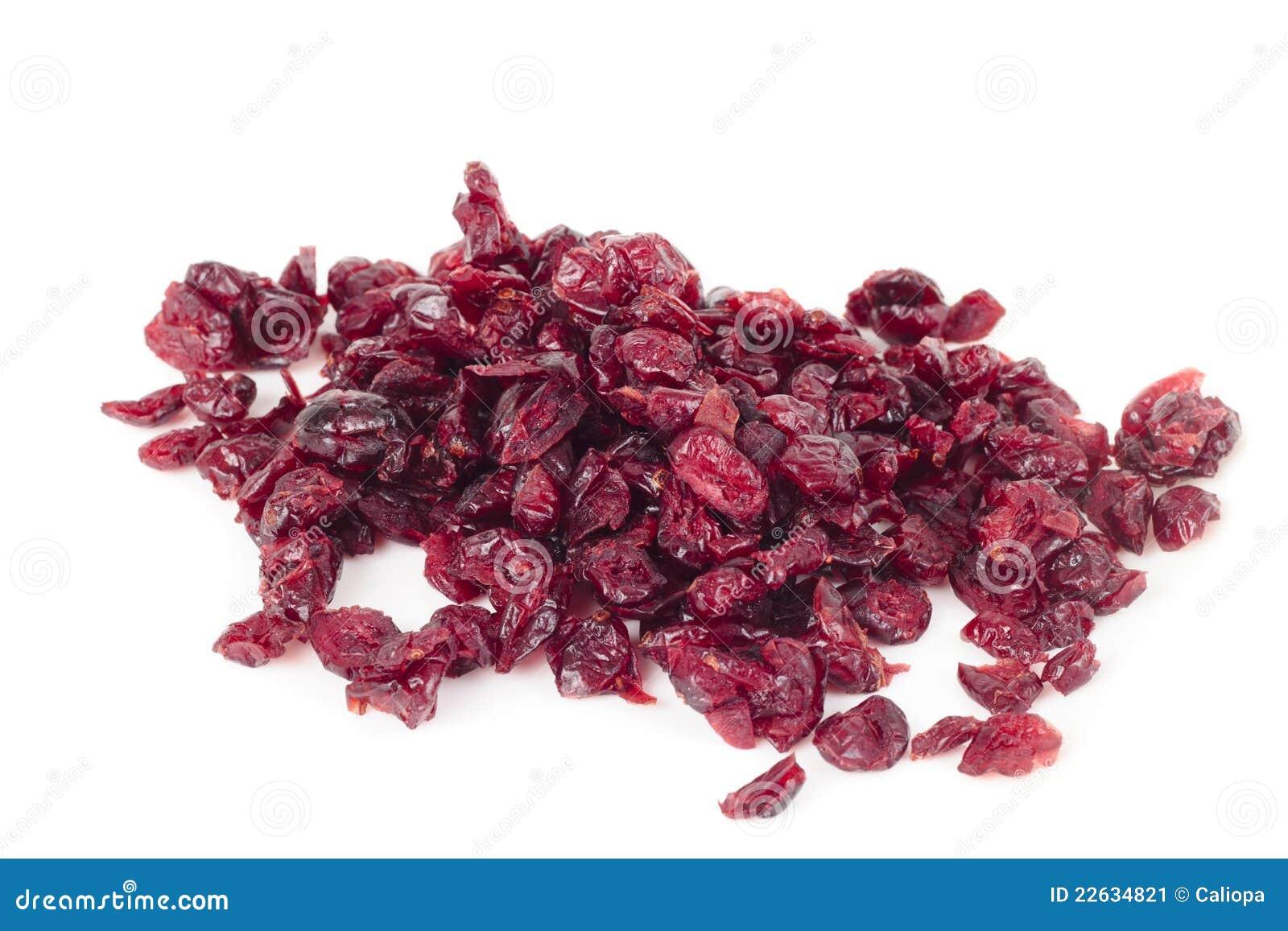 Torkad cranberry
