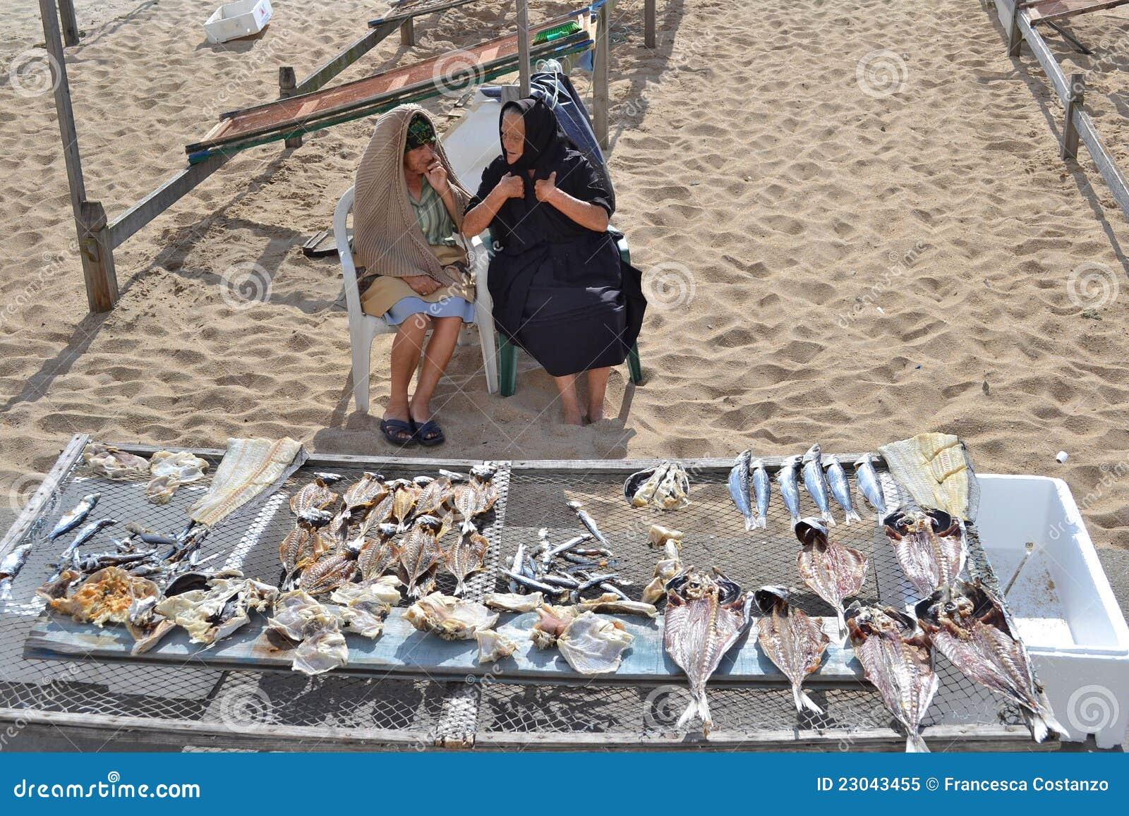 Torkad fisk portugal