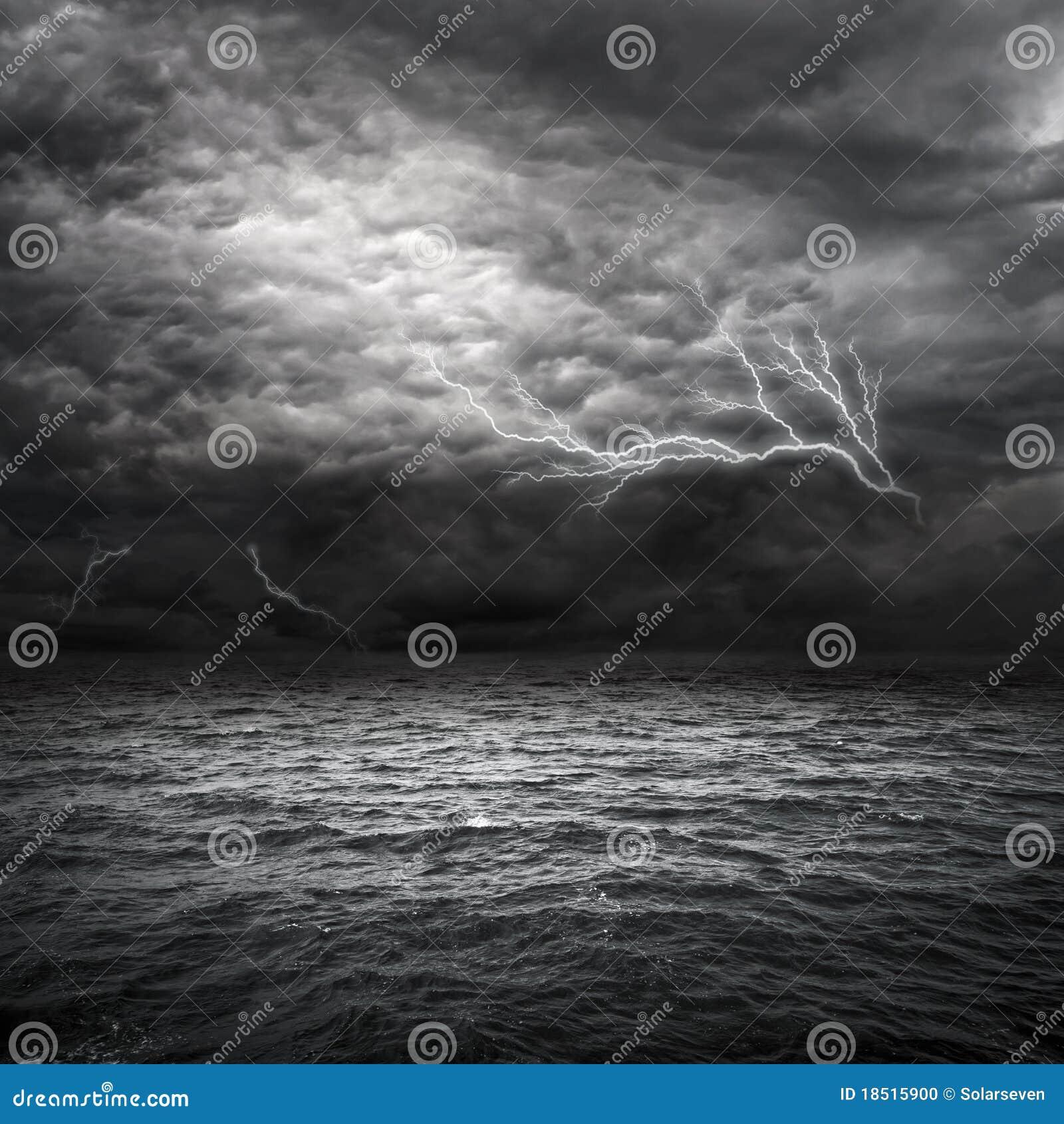Tormenta de Océano Atlántico