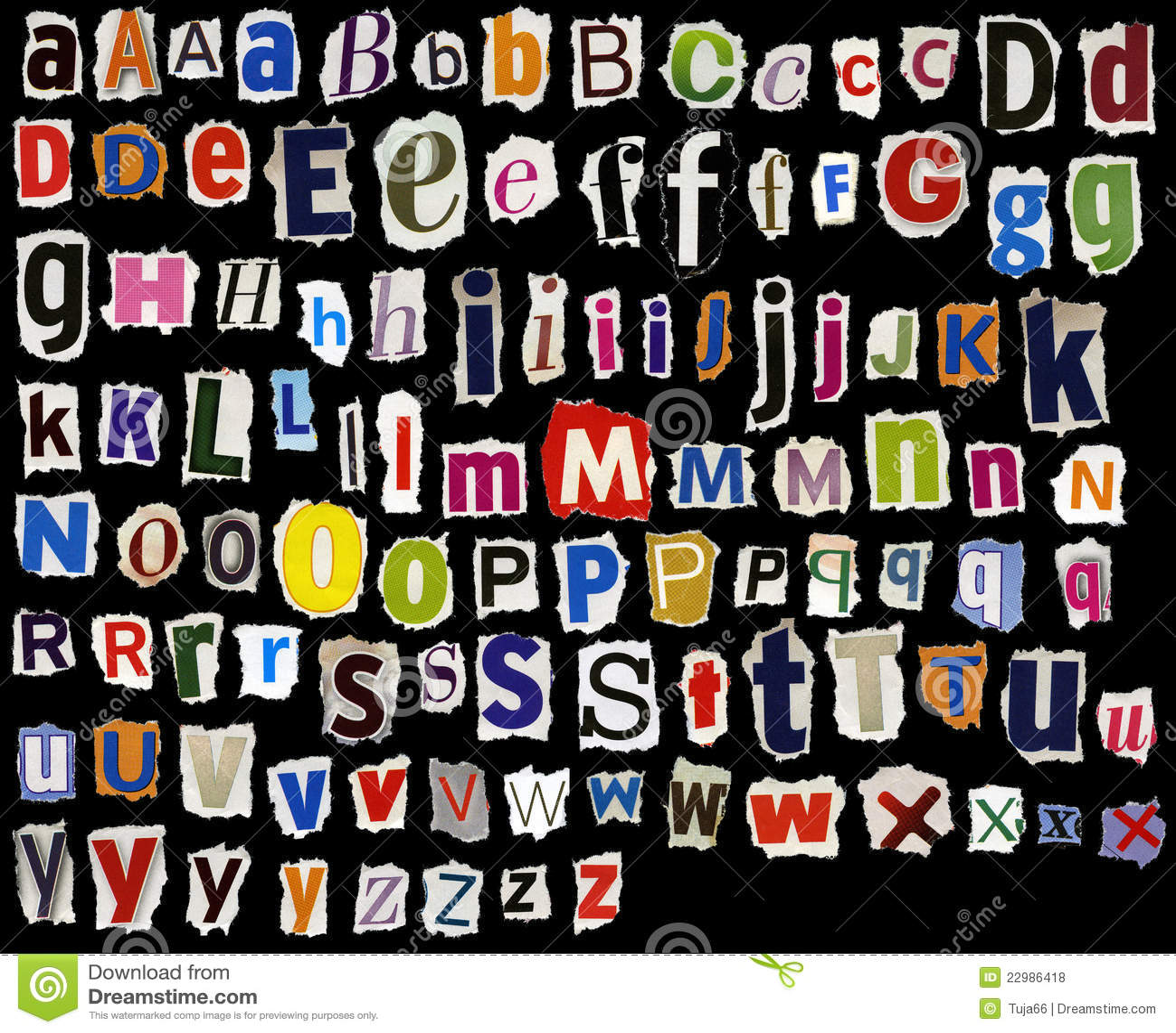Magazine word background stock photography image 12291482 - Torn Alphabet Royalty Free Stock Photos