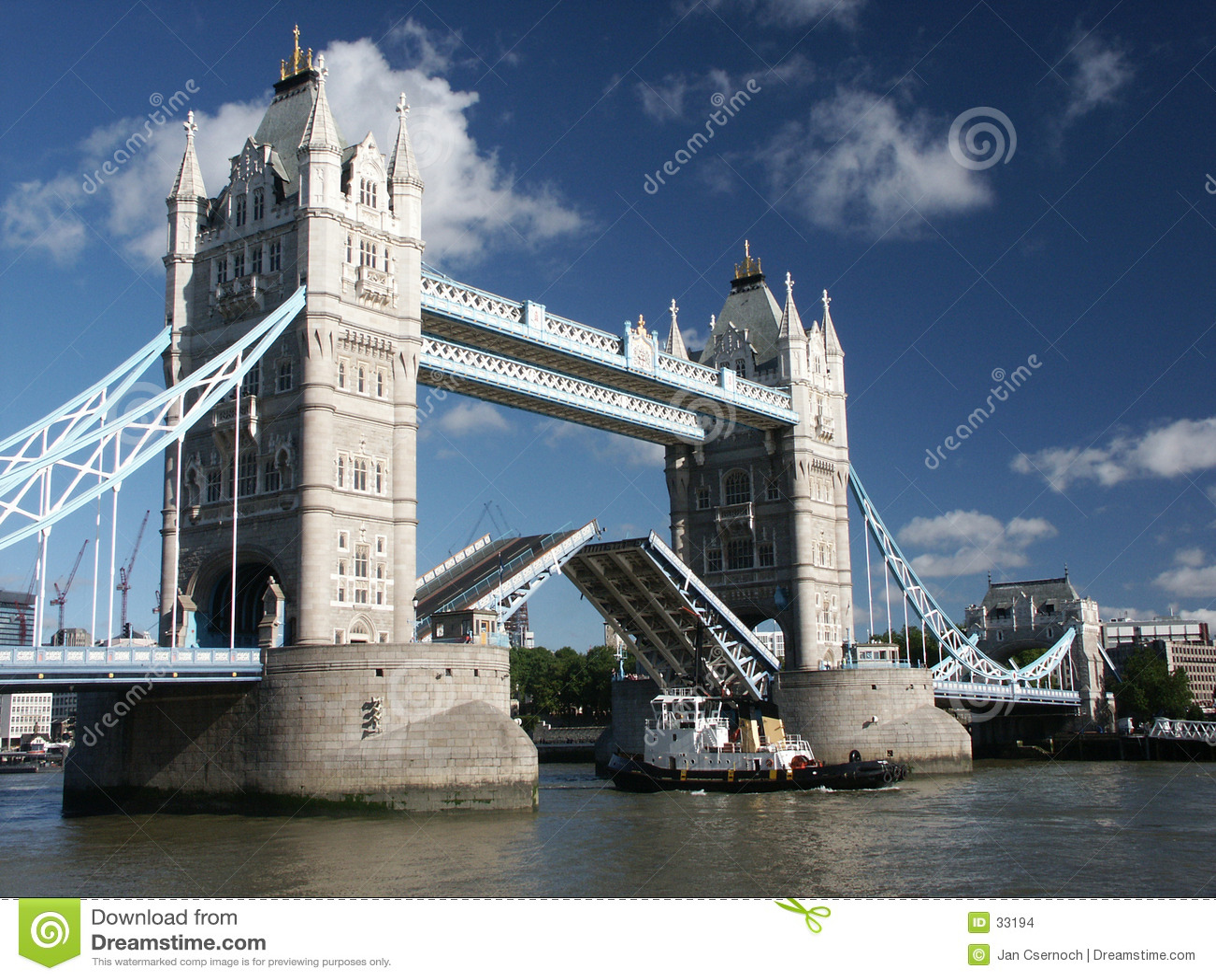Torn för brobortgångship