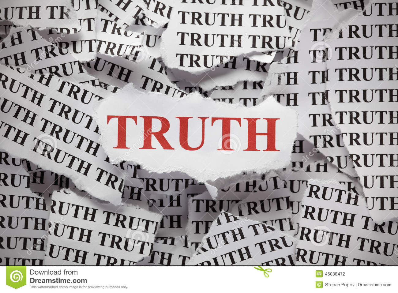 Torn Truth