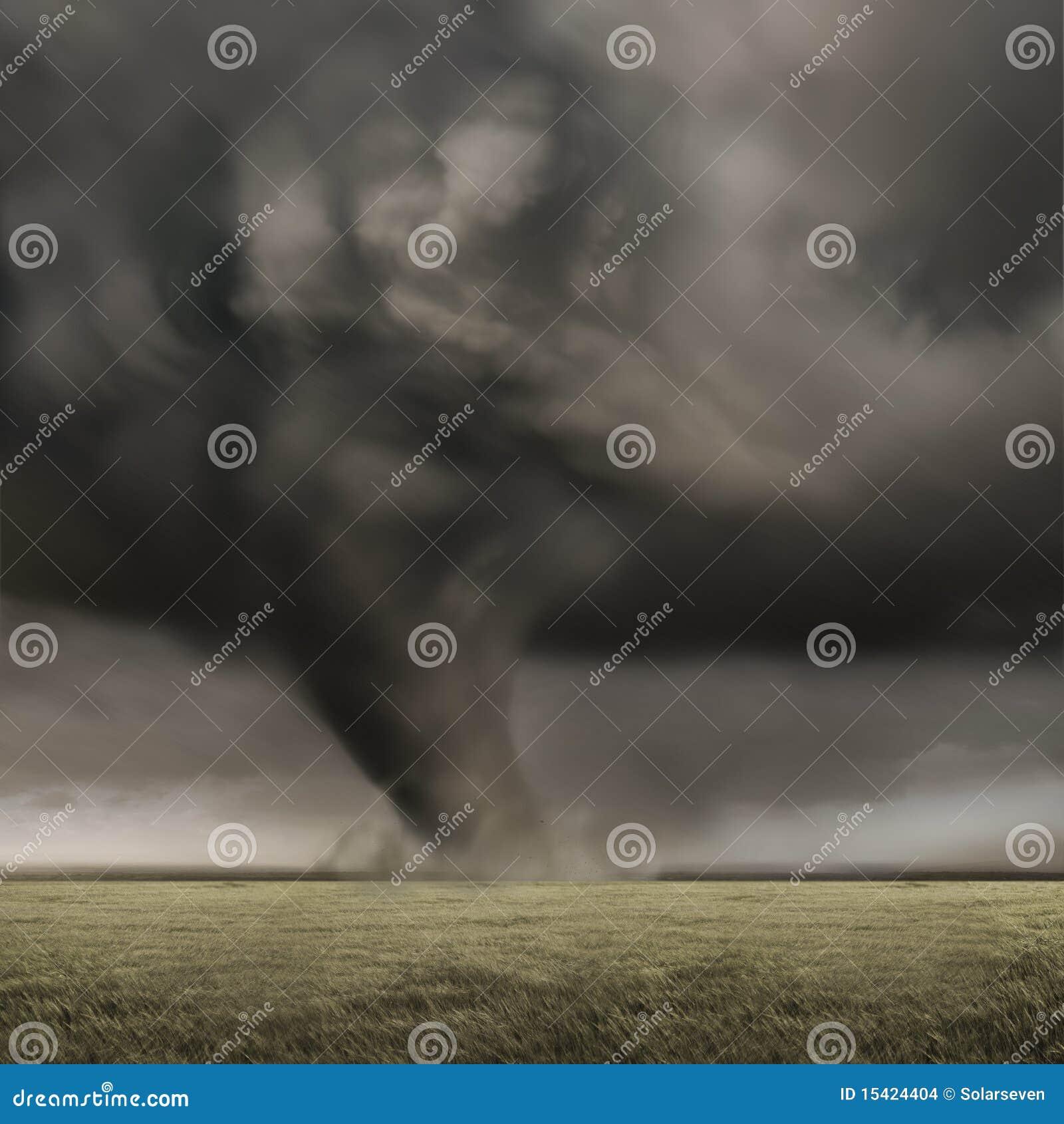 Tornado de gran alcance