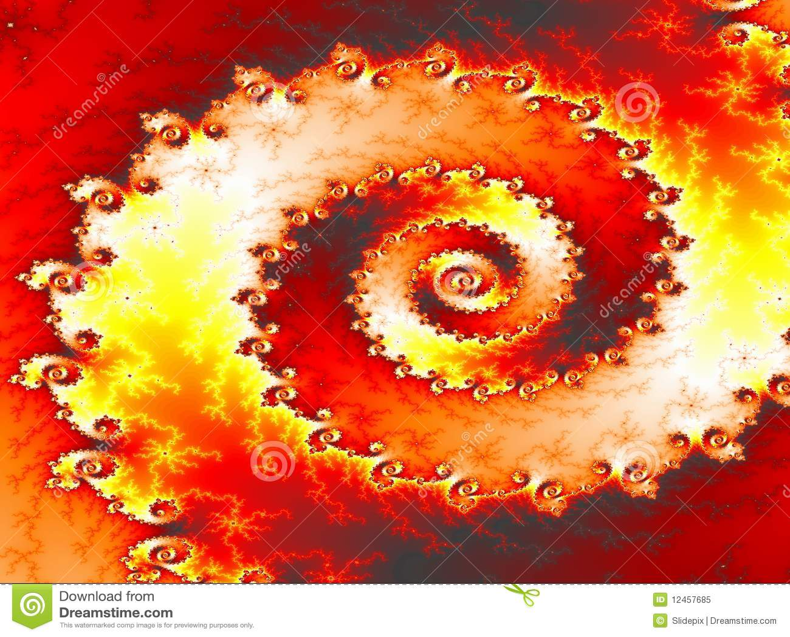 Tornado del volcán