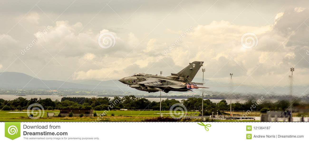 Tornado GR4 Jet Editorial Photography Image Of Aeroplane 121364187