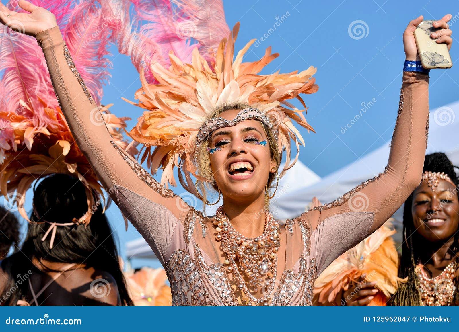 Caribana editorial photography  Image of dancer, makeup