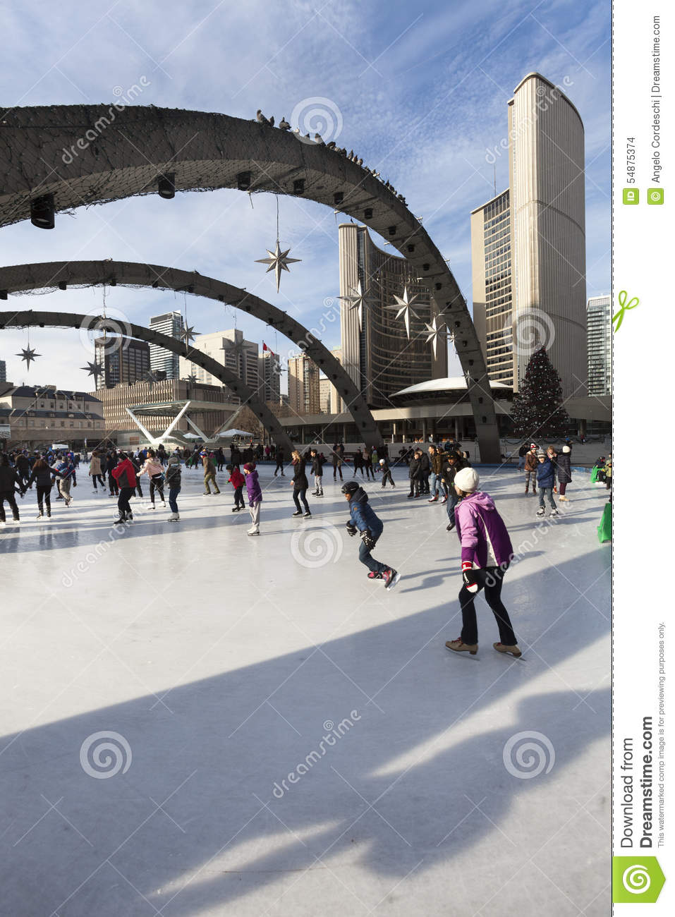 Roller skating rink toronto
