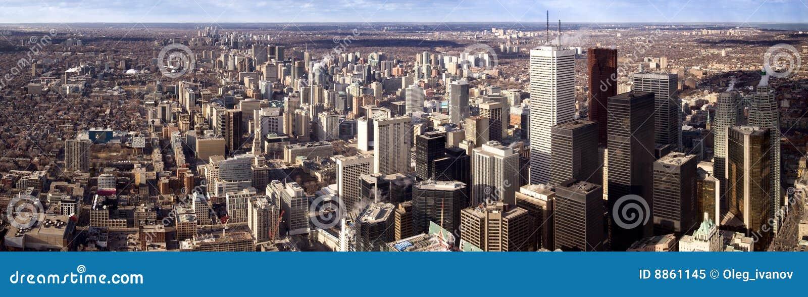 Toronto de stad in