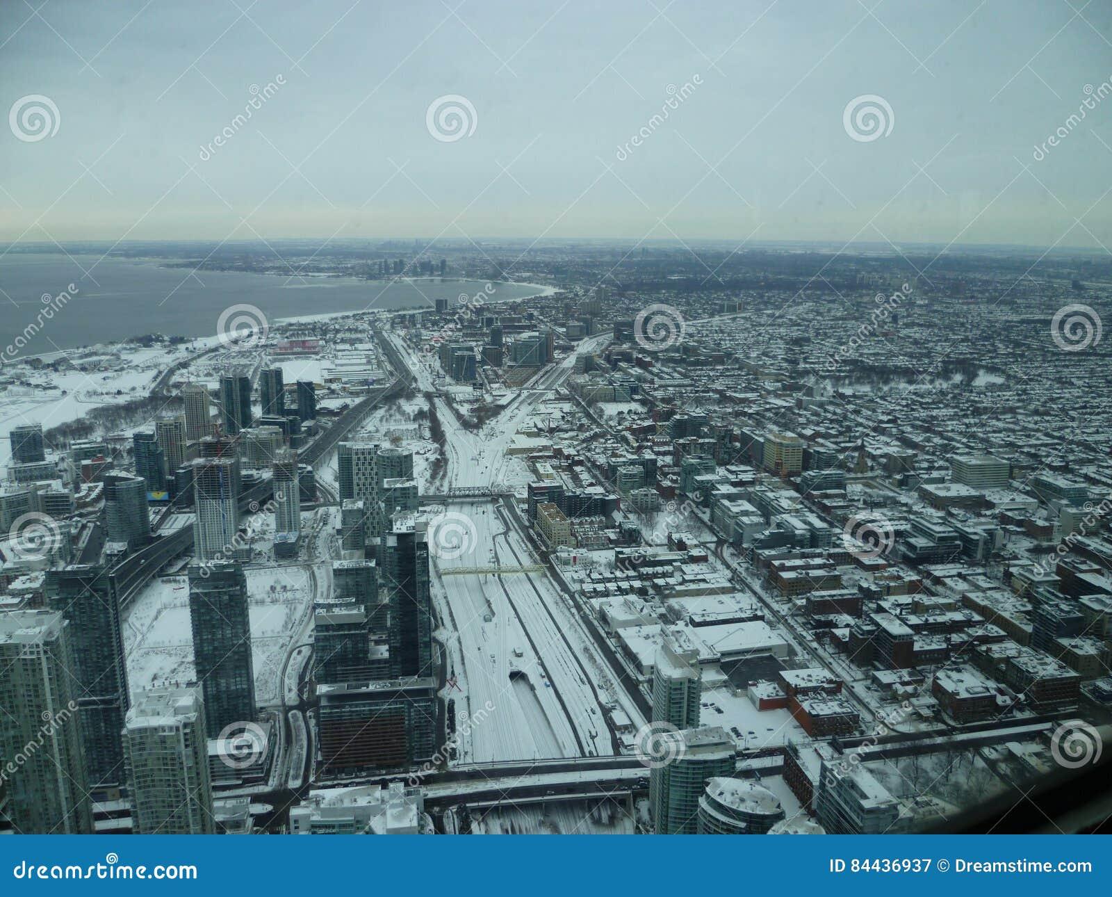 Toronto del cielo