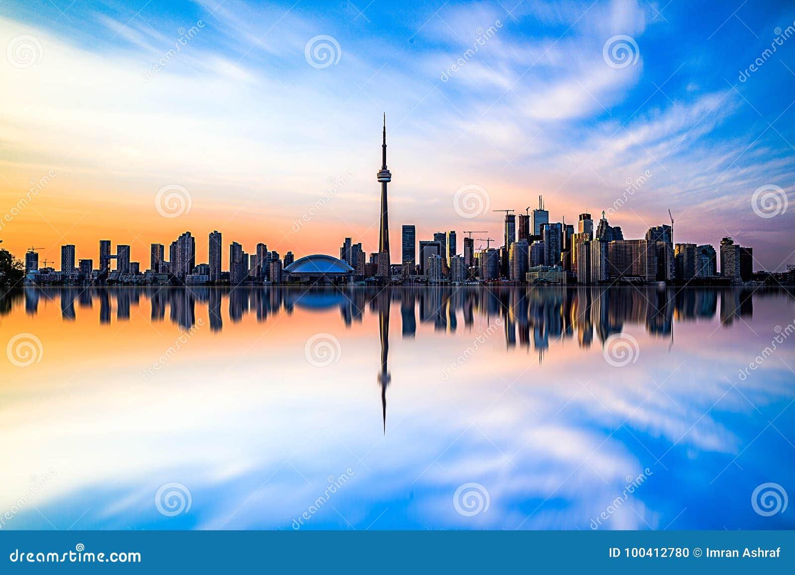 Toronto im Stadtzentrum gelegen