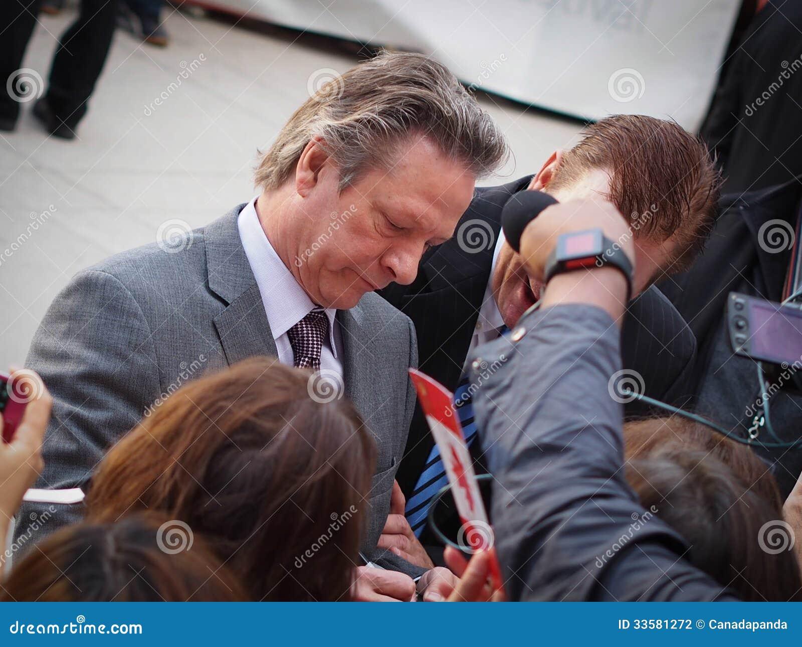 Celebrity autograph for sale
