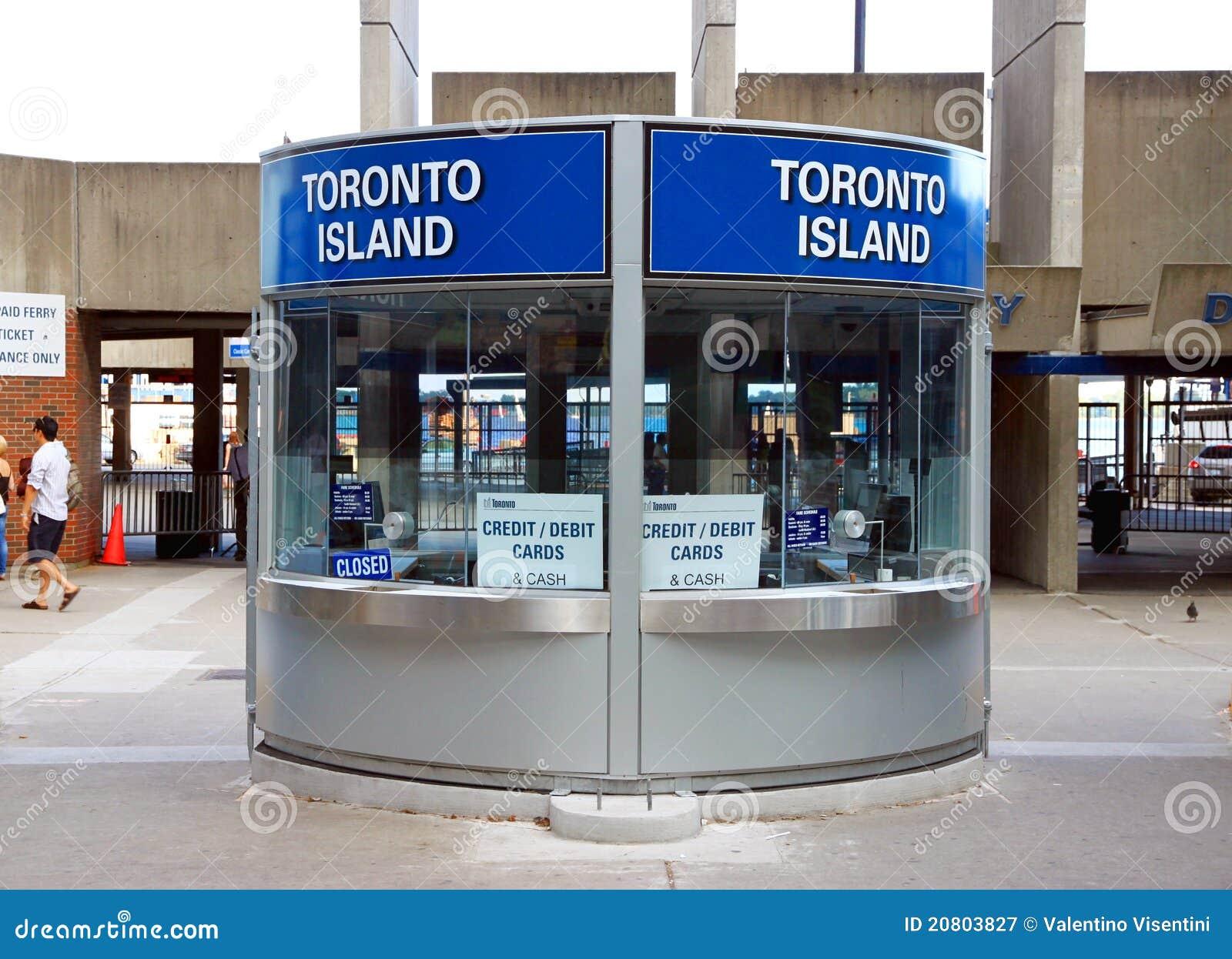 Ferry Island Toronto Tickets