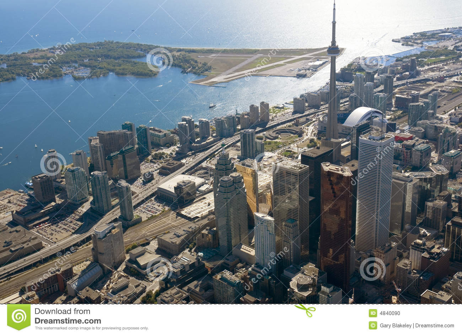 Toronto-Kontrolltürme