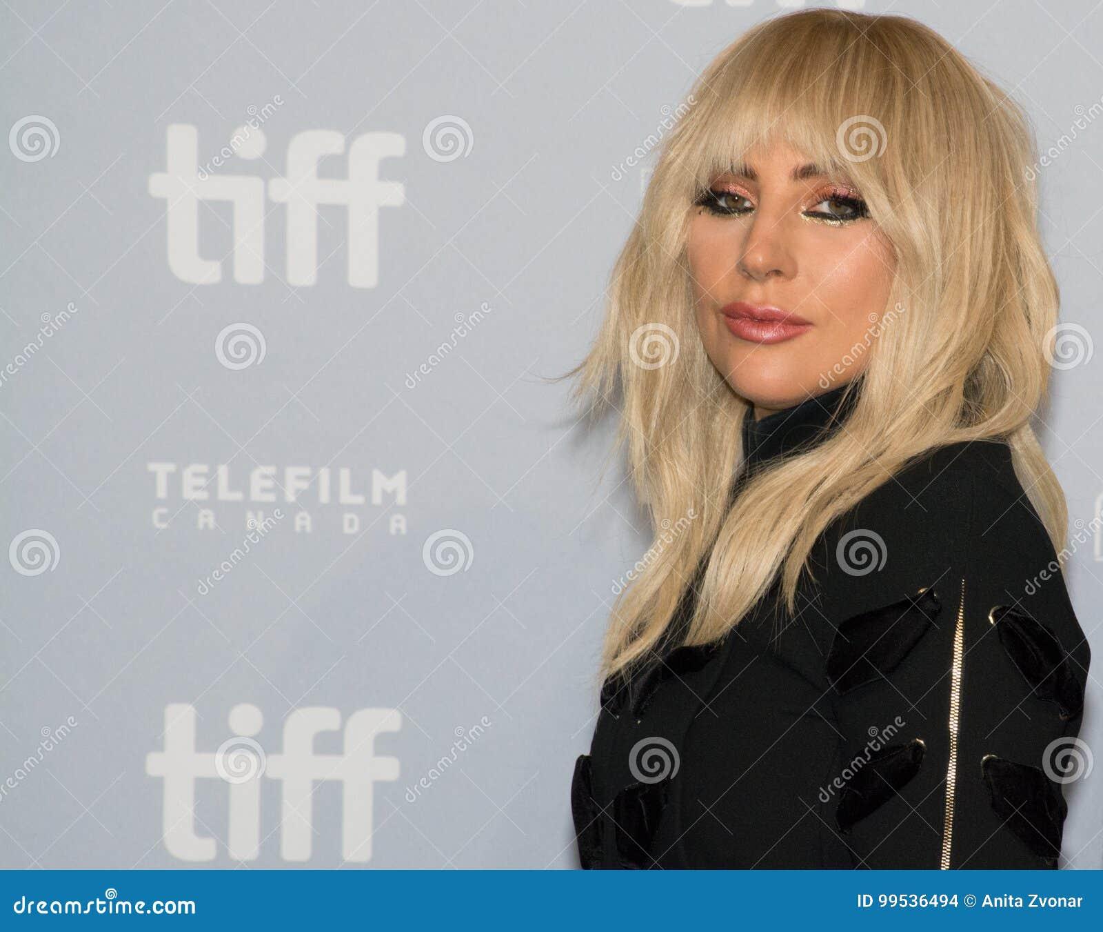2017 Toronto Międzynarodowy Ekranowy festiwal - ` dama Gaga: Pięć Dwa stopy ` konferencja prasowa