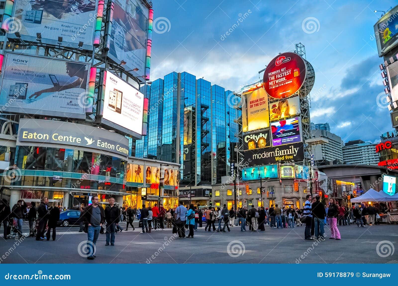 Toronto miasto, Kanada