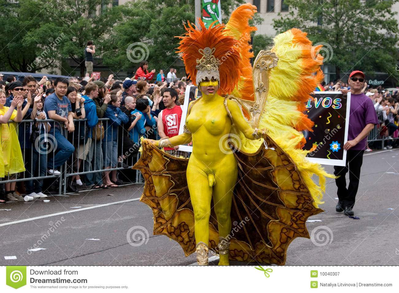 Toronto gay pride parade