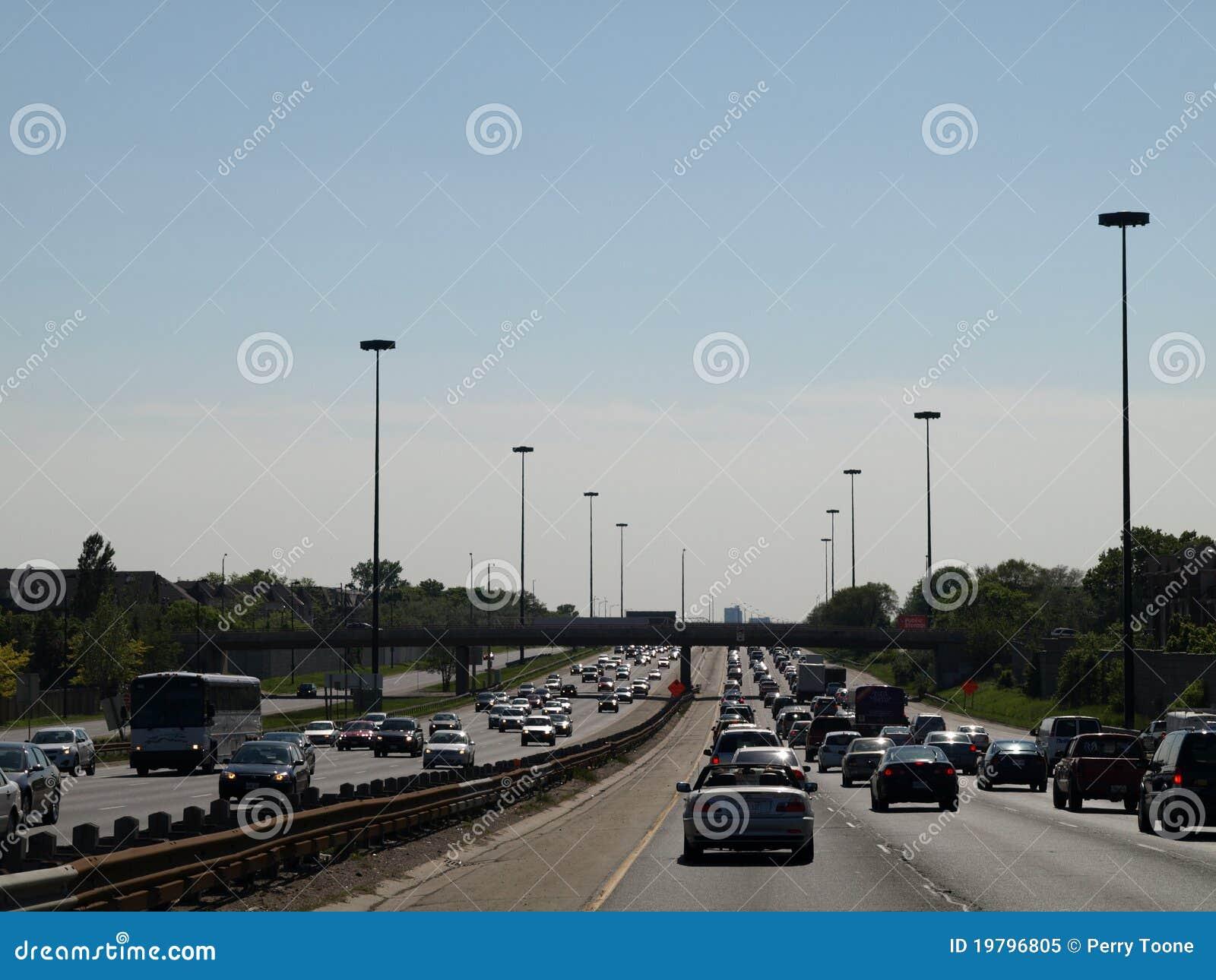 Toronto trafik