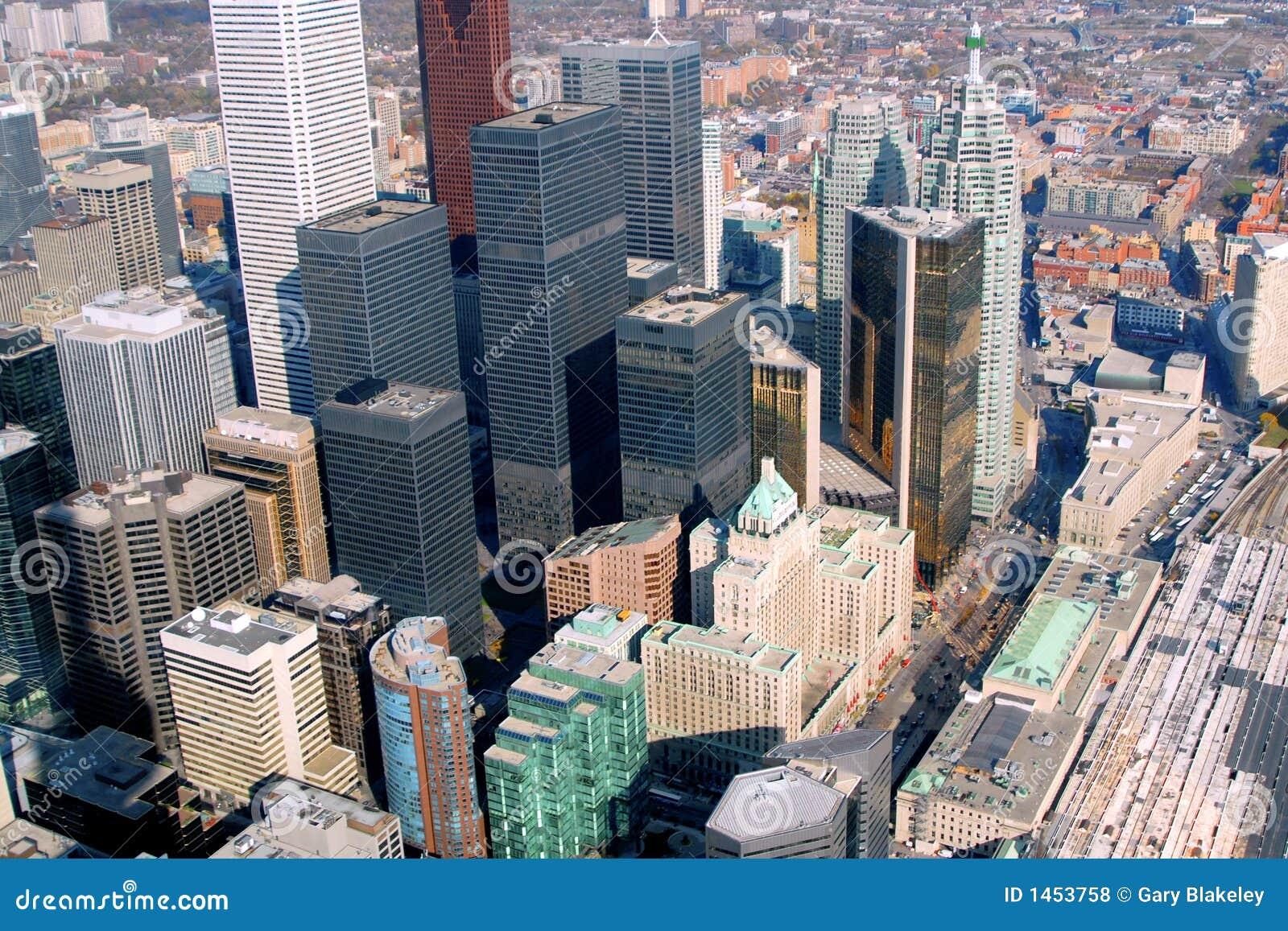 Toronto van de binnenstad 3