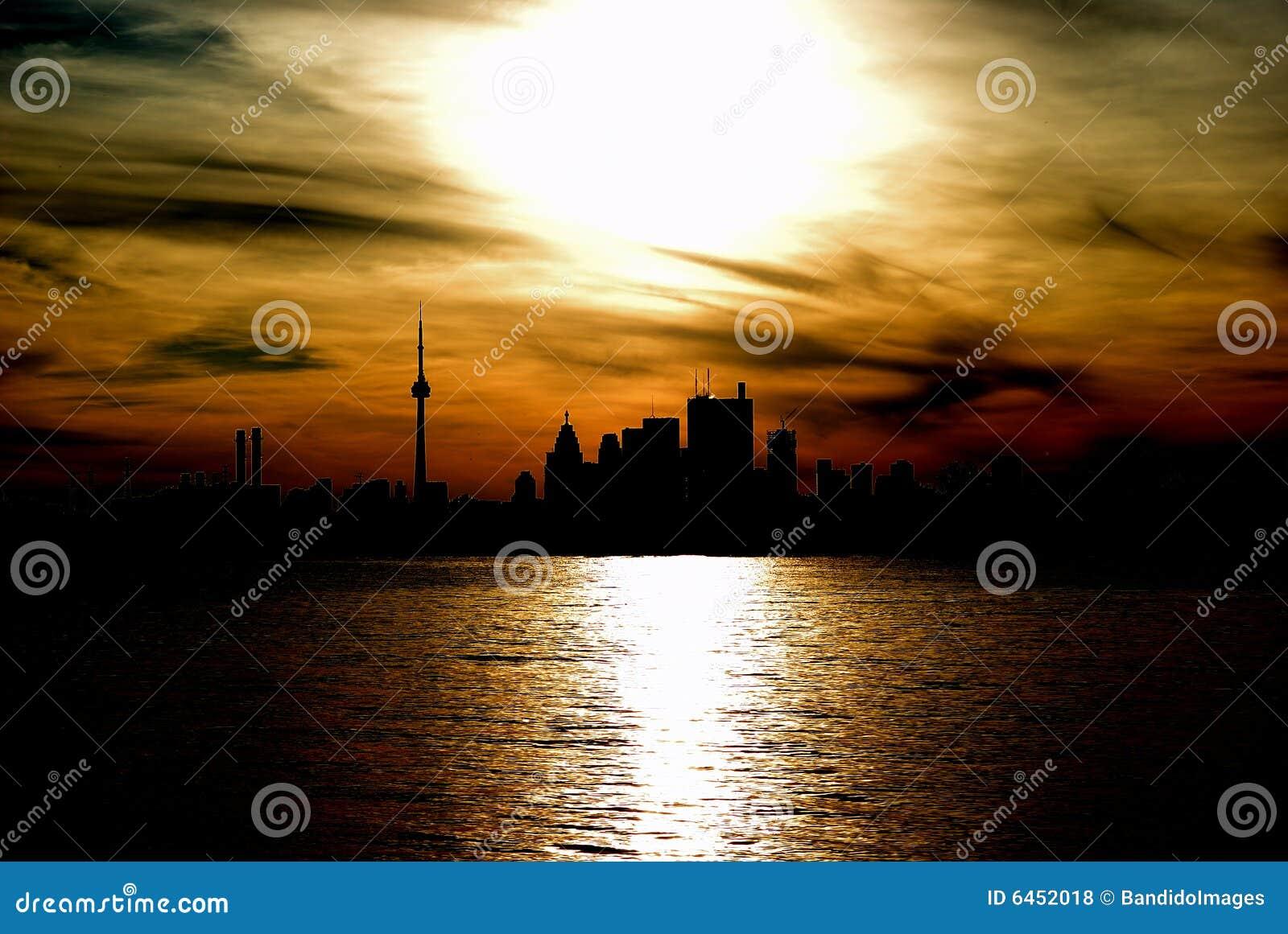 Toronto widok