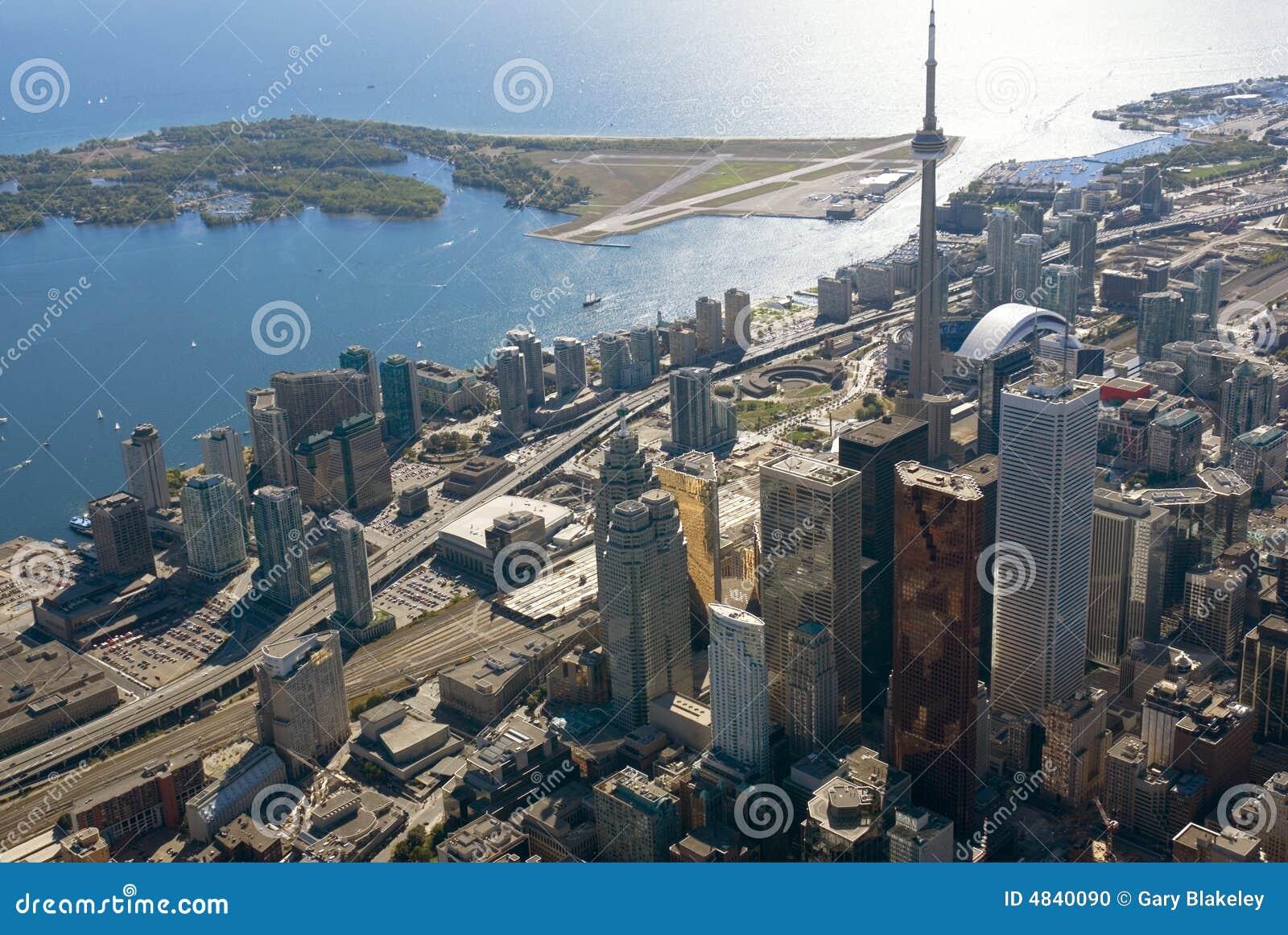 Toronto wieże
