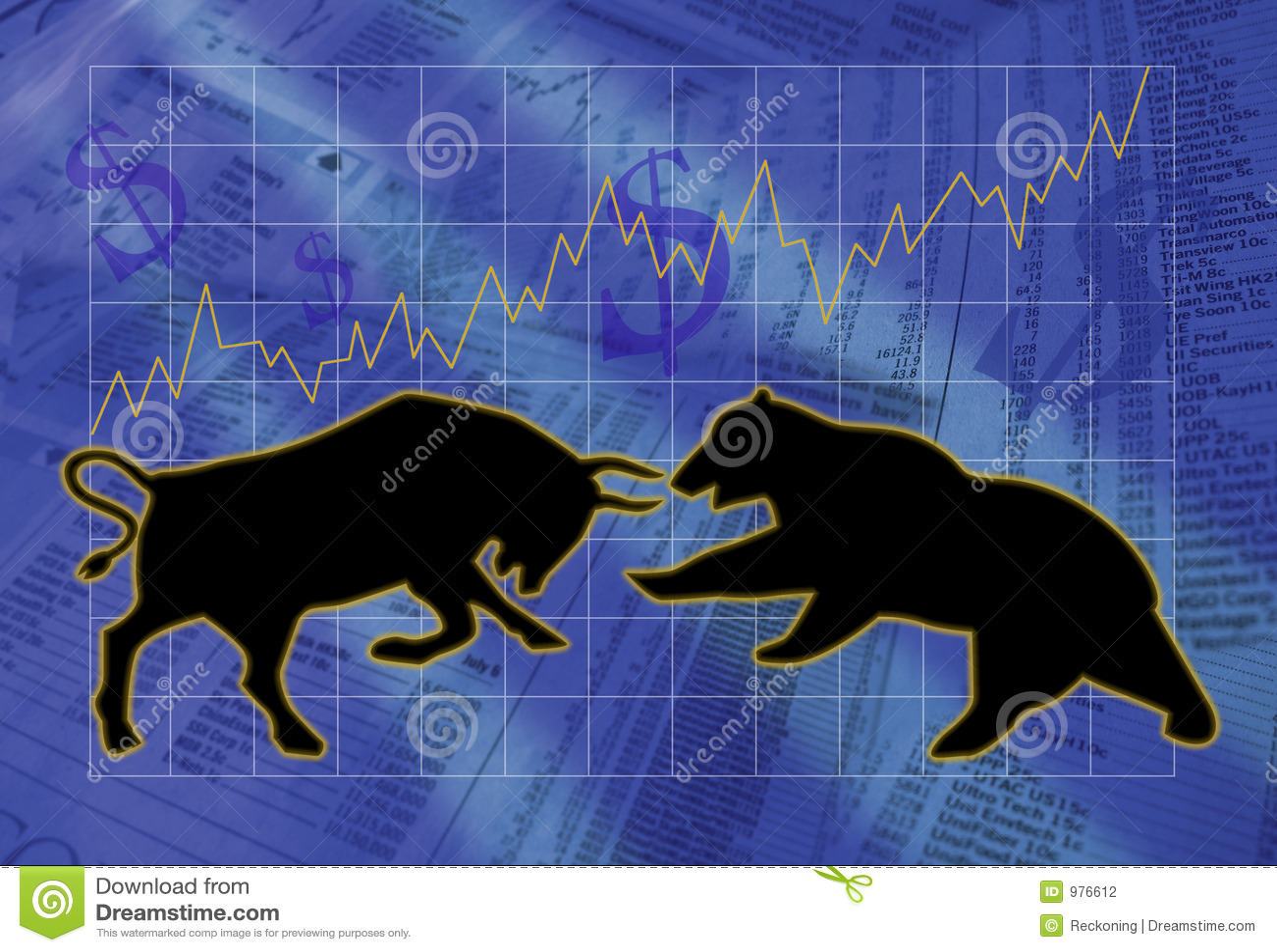 Toros y osos