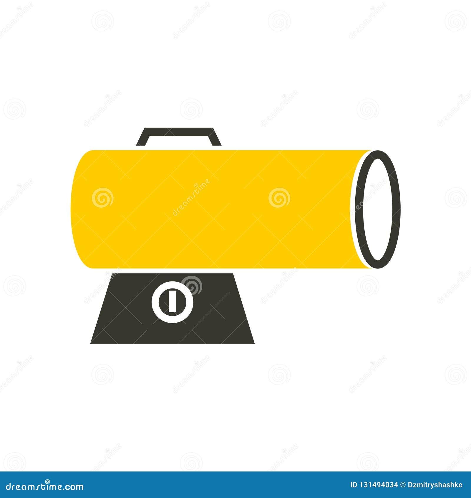 Torpedo-Heizung Glyph