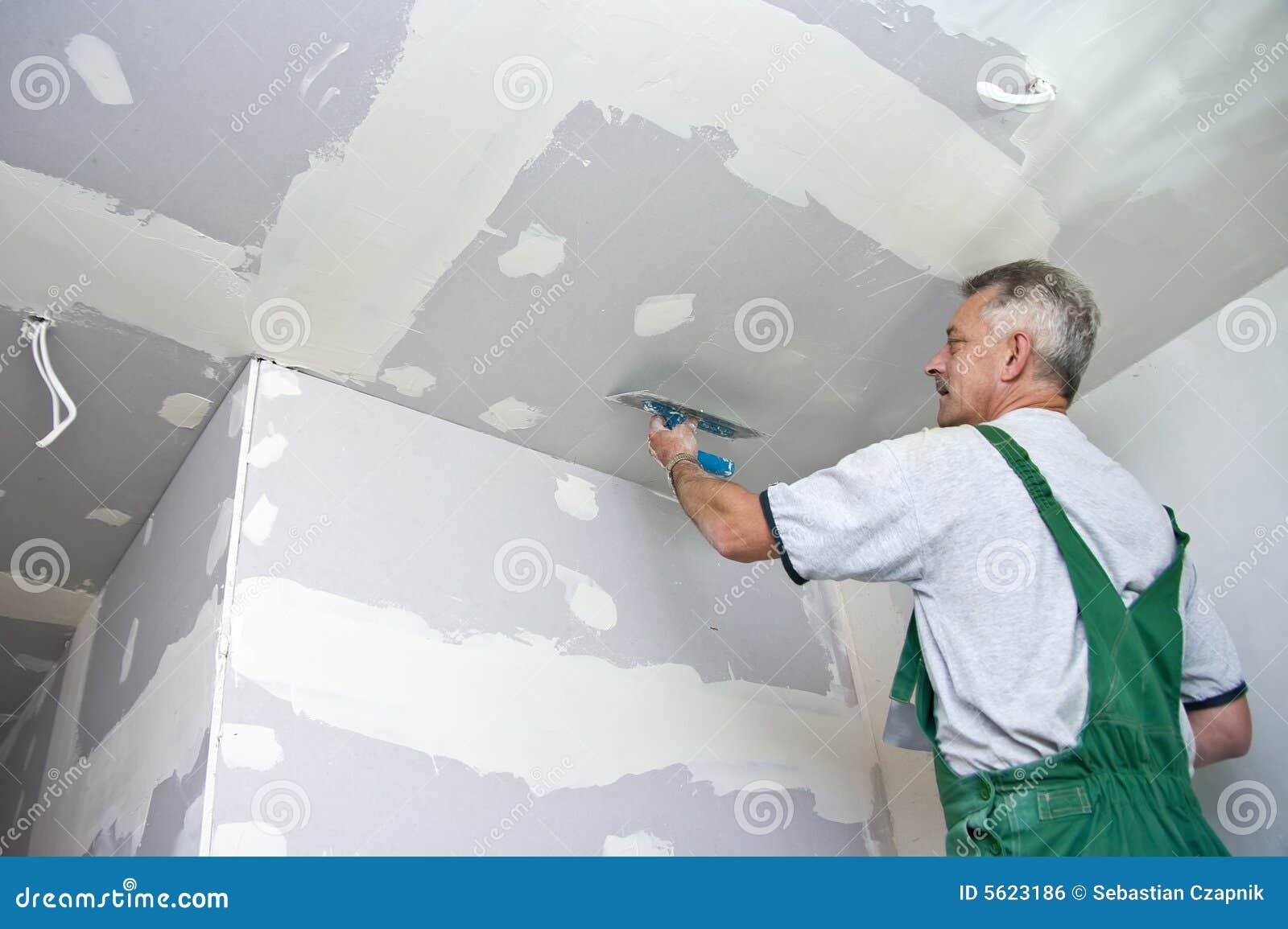 Torr waller för tak