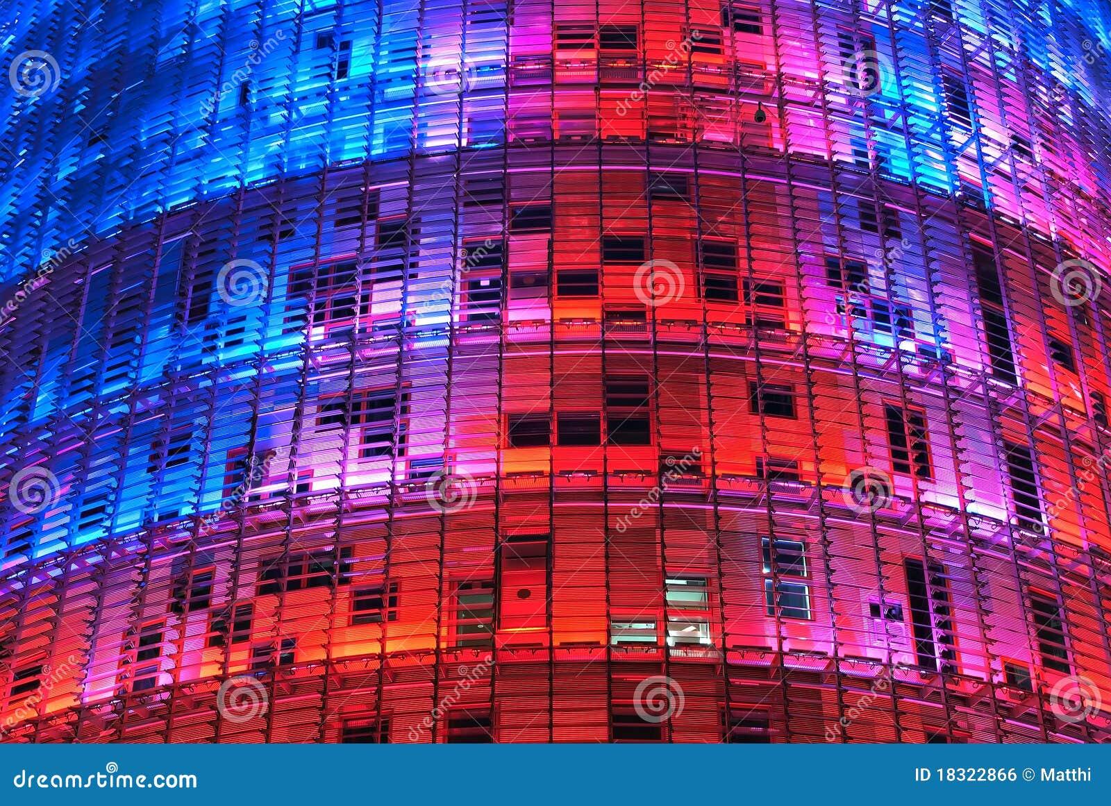 Torre Agbar, Barcelone