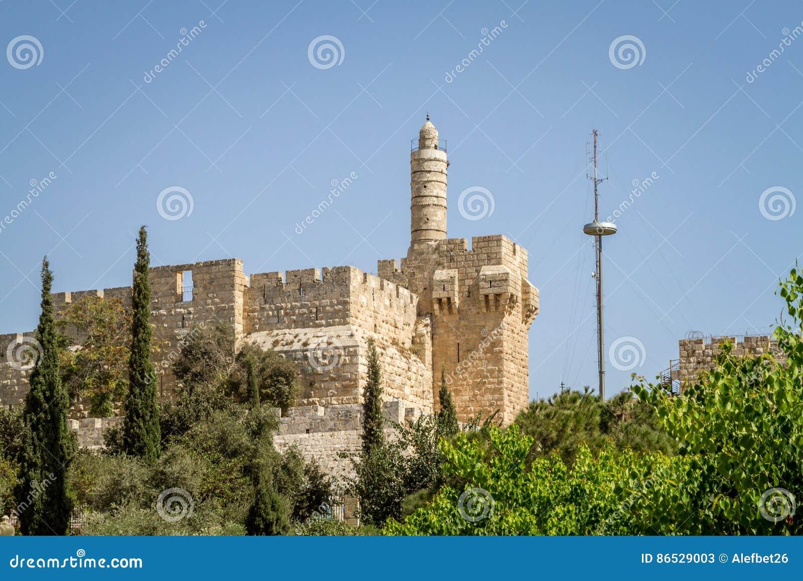 Resultado de imagem para imagem Jerusalém-Cidade velha-torre-de-David--Israel